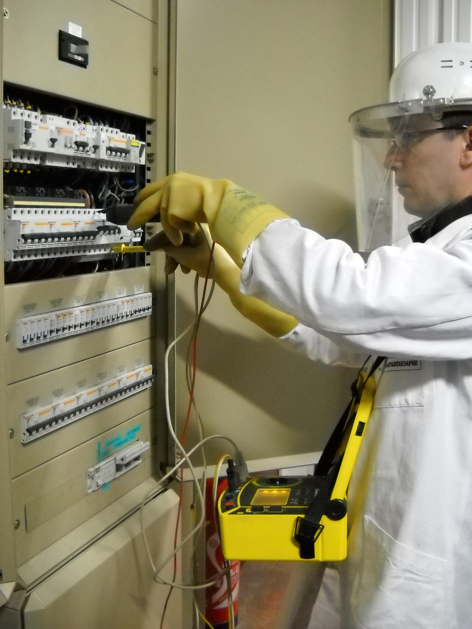 V rifications p riodiques des installations lectriques manumesure - Verification des installations electriques ...